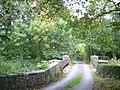 Railway bridge east of Llanbadarn Fawr - geograph.org.uk - 2106590.jpg