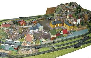 Schemi Elettrici Per Modellismo Ferroviario : Alimentatore per trenini elettrici