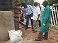Rainwater harvesting system and sack of ash (5966968538).jpg