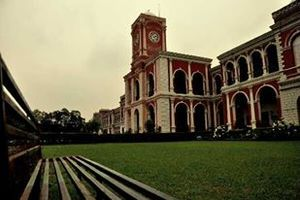 Chhattisgarh Division - Rajkumar College, built in Raipur during the British Raj.