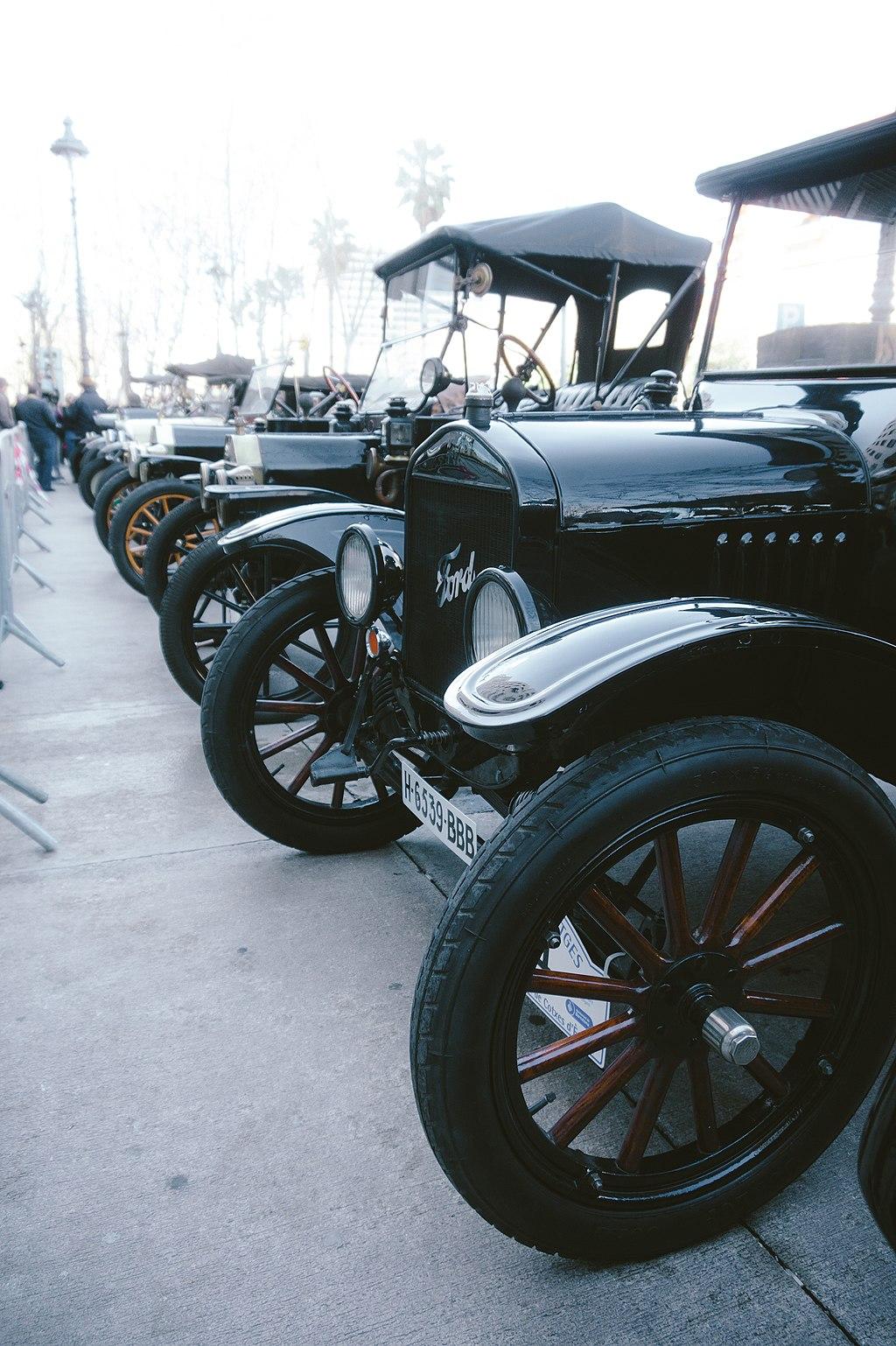 Rallysitges estacionamiento
