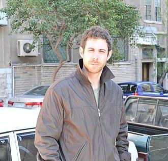 Rami Jarrah - Rami Jarrah (Damascus, Syria - feb 2011