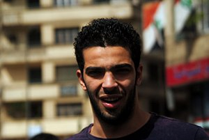 Human rights in Egypt under the Supreme Council of the Armed Forces - Ramy Essam