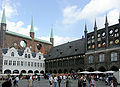 Rathaus of lubeck.JPG