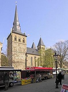 Ratingen Place in North Rhine-Westphalia, Germany