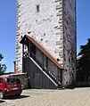 Ravensburg Spitalturm Ostseite Aufgang.jpg