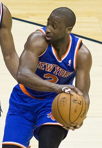 Raymond Felton - Felton playing for the Knicks in March 2013