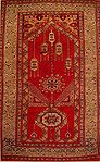 Re entrant prayer rug Anatolia late 15th early 16th century reverse.jpg