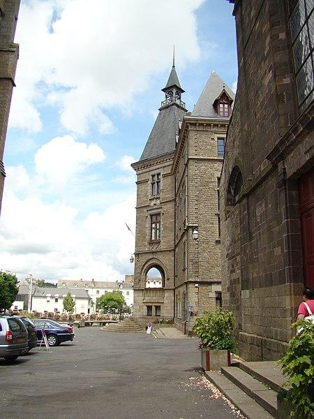Redon's town hall