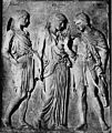 Relief of Orpheus and Eurydice Wellcome M0005080.jpg