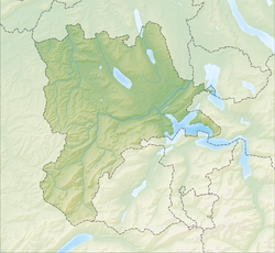 Mosen is located in Canton of Lucerne
