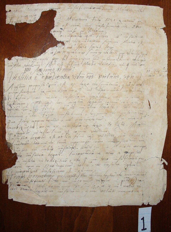 RenaissanceLatinHandwriting1