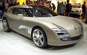 Renault Altica - Image: Renault Altica
