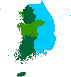 Republic of Korea local election 1998 result (Metropolitan city or Province).png