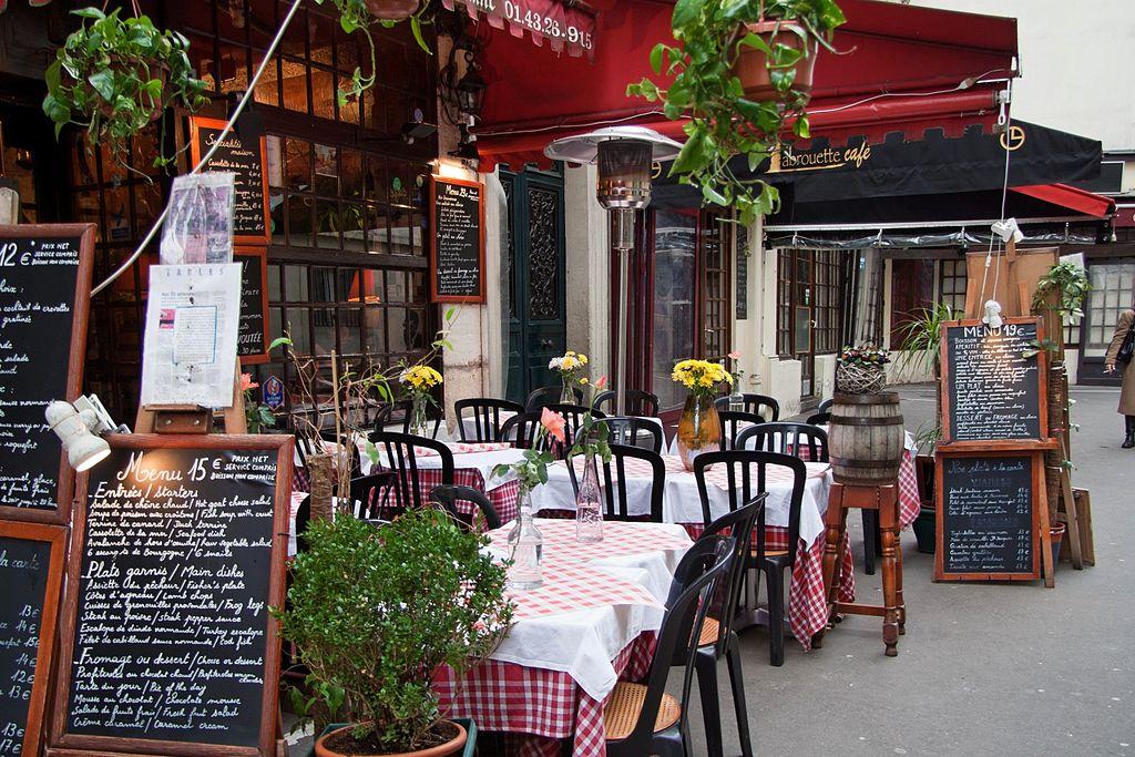 Reštaurácia v Paríži - Jedlo a mekky gurmánov