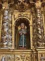 Retablo de San Sebastian - anònimo siglo XVIII - Iglesia Santa Maria de ARTIES (Val d'Aran).jpg