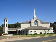 Revised photo, Eastside Missionary Baptist Ch. Minden, LA IMG 5722