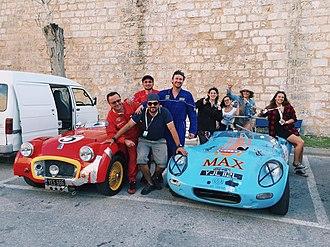 Reynard Motorsport - Reynard's Fisher Fury after 2nd place in the Malta Grand Prix 2017