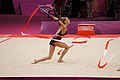 Rhythmic gymnastics at the 2012 Summer Olympics (7915296794).jpg