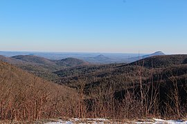 Richard B. Russell Scenic Highway view.JPG