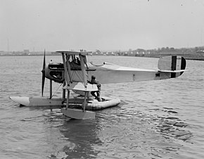 Richard E Byrd with Vought VE-7 1925.jpg