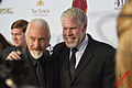 Rick Baker and Ron Perlman February 2015.jpg
