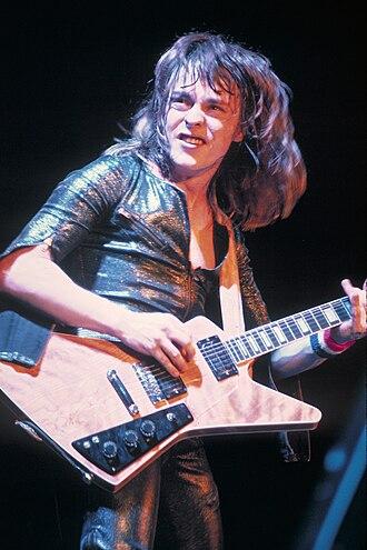 Rick Derringer - Derringer, 1978