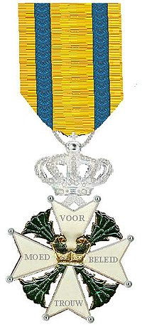 Ridder in de Militaire Willems-Orde.jpg