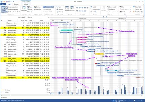 Rillsoft-multi-project-gantt-chart