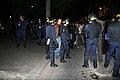Rioting after Nicolas Sarkozy's election, Place de la Bastille, Paris - 20070508-03.jpg