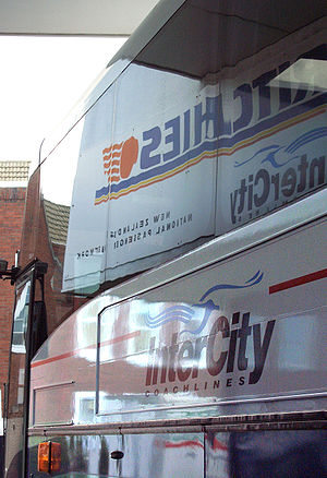 Ritchies Coachlines - Ritchies is a significant shareholder in InterCity.