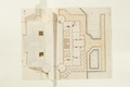 Ritning på den planerade sjögården vid Skoklosters slott, 1669 - Skoklosters slott - 98131.tif