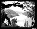 Riverscape, probably overlooking Wisemans Ferry on the Hawkesbury River, 1880-1909 (7411627242).jpg
