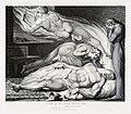 Robert Blair, The Grave, object 6 (Bentley 435.5) Death of the Strong Wicked Man.jpg