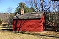 Robert Engel Blacksmith Shop, probably 1850s - Old Austerlitz - Austerlitz, New York - DSC07551.jpg