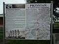 Robert Hilgendorf information board in Stepnica.jpg