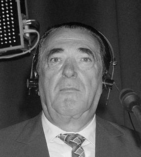 Robert Maxwell Czechoslovakian-born British media proprietor and Member of Parliament