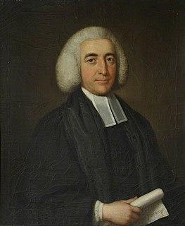 Robert Plumptre British priest