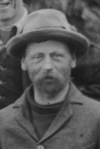 Robert Speight - Speight in 1907