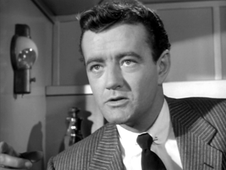 Robert Walker (actor, born 1918) - Walker in Strangers on a Train (1951)