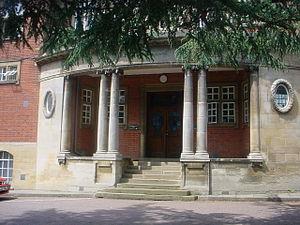 Robert Smyth Academy - Image: Robert smyth School