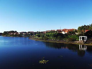 Robina, Queensland Suburb of Gold Coast, Queensland, Australia