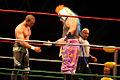 Rocky Romero and Psycho Clown.jpg