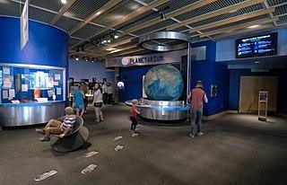 Roger B. Chaffee Planetarium