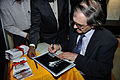 Roger Penrose - Subrahmanyan Chandrasekhar Exhibition - Science City - Kolkata 2011-01-07 9597.JPG