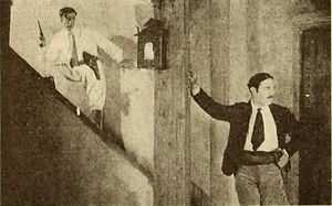 Pirate Gold (1920 serial) - Still from Rogues and Romance (1920), the feature version of the film serial