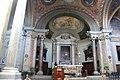 Rom, die Kirche Sant'Anastasia al Palatino, der Altar.JPG