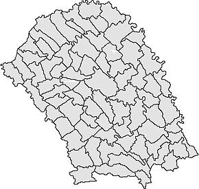 Șerpenița is located in Județul Botoșani