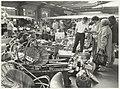 Rommelmarkt in de CNB hallen in Lisse.JPG