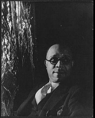 J. Rosamond Johnson - J. Rosamond Johnson, photo by Carl Van Vechten (1933)